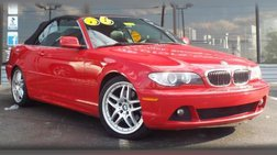 2006 BMW 3 Series 330Ci