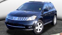 2005 Nissan Murano SE