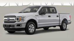 2018 Ford XLT Pickup 4D 5 1/2 ft