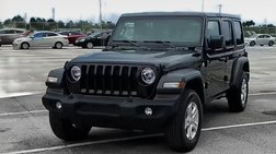 2020 Jeep Wrangler Unlimited Sport S