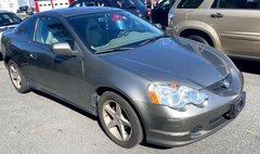 2002 Acura RSX 3dr Sport Cpe Auto