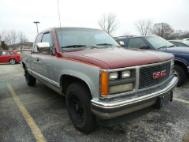 1989 GMC Sierra 2500 Base