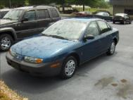 2000 Saturn S-Series SL