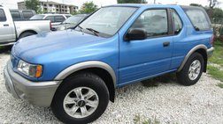 2001 Isuzu Rodeo Sport Base