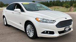 2013 Ford Fusion Energi 4dr Sdn Titanium