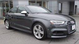 2020 Audi S3 2.0T quattro Premium Plus