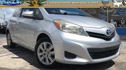 2012 Toyota Yaris 3-Door L