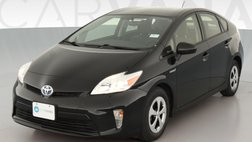 2015 Toyota Prius Two Hatchback 4D