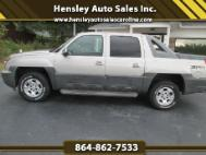 2005 Chevrolet Avalanche 1500 2WD