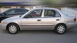 2002 Toyota Corolla 4dr Sdn CE Auto (Natl)