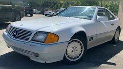 1992 Mercedes-Benz 500-Class 500 SL
