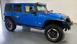 2014 Jeep Wrangler Unlimited Polar Edition