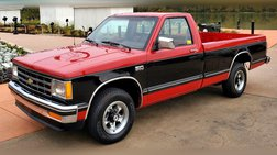 1987 Chevrolet S-10 Fleetside 118