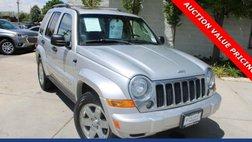 2006 Jeep Liberty Limited