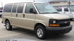 2013 Chevrolet Express LS 2500