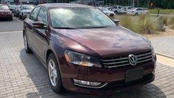 2013 Volkswagen Passat TDI SEL Premium