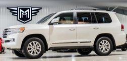 2020 Toyota Land Cruiser Land Cruiser