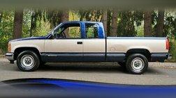 1993 Chevrolet C/K 2500 C2500 Cheyenne