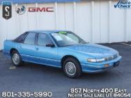 1990 Oldsmobile Cutlass Supreme Base