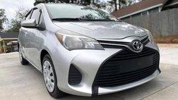 2017 Toyota Yaris L 5-Door AT