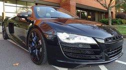 2011 Audi R8 5.2 quattro Spyder