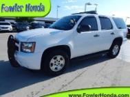 2014 Chevrolet Tahoe Special Service