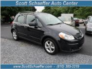 2009 Suzuki SX4 Crossover Base