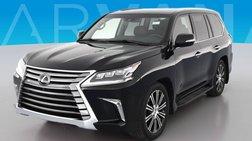 2018 Lexus LX 570 LX 570