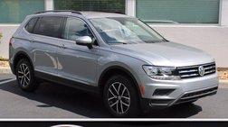 2021 Volkswagen Tiguan SE Sport Utility 4D