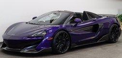 2020 McLaren 600LT Standard