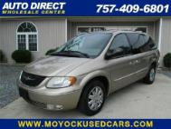 2003 Chrysler Town and Country Limited