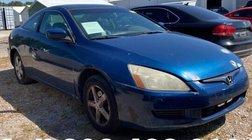 2004 Honda Accord EX w/Leather
