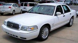 2011 Mercury Grand Marquis LS