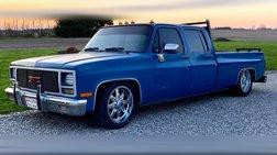 1989 GMC Crew Cab 2WD