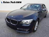 2013 BMW 7 Series 740Li xDrive