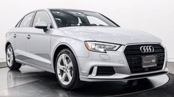 2019 Audi A3 Titanium Premium