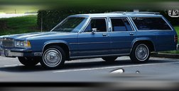1988 Mercury Grand Marquis Colony Park LS