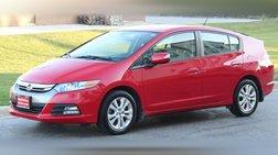 2012 Honda Insight EX