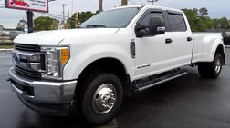 2017 Ford F-350 XL Crew Cab Long Bed DRW 4WD