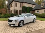 2018 Cadillac XTS Platinum V-Sport