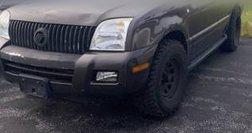 2006 Mercury Mountaineer Premier
