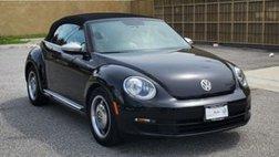 2013 Volkswagen Beetle 2.5 50s Edition