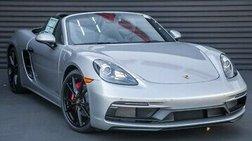 2019 Porsche Boxster --