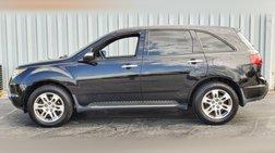 2008 Acura MDX SH-AWD w/Tech w/RES