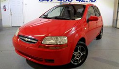 2007 Chevrolet Aveo Aveo5 Special Value