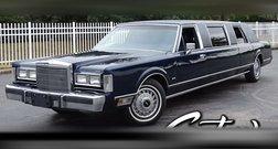 1988 Lincoln Town Car Base