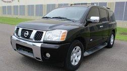 2006 Nissan Armada LE 2WD