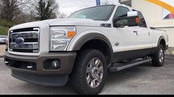 2015 Ford Super Duty F-250 King Ranch