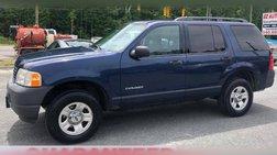 2004 Ford Explorer XLS