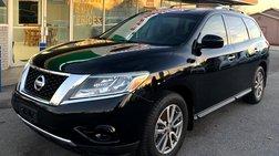 2014 Nissan Pathfinder SL 2WD